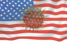 coronavirus effect on us
